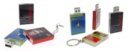 Boek USB sticks