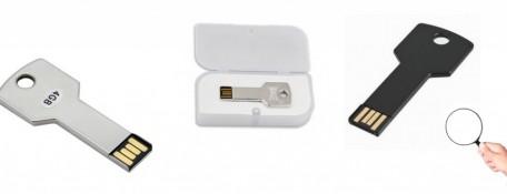 Sleutel USB met logo