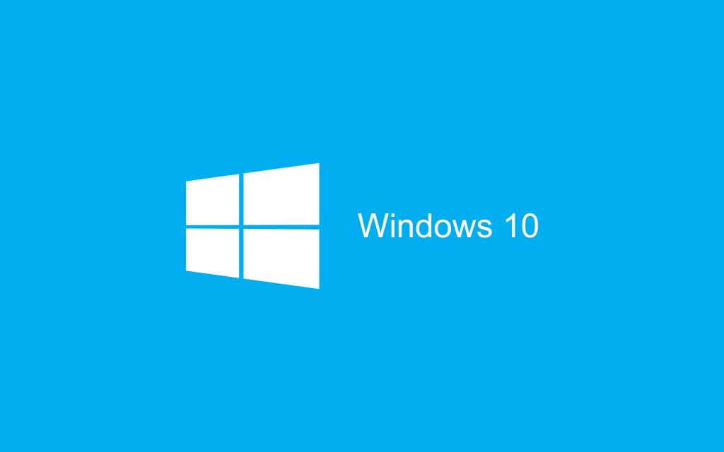 Windows10 wordt nu geleverd op een USB stick
